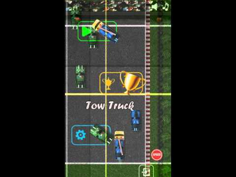 Tow Truck Driving Game