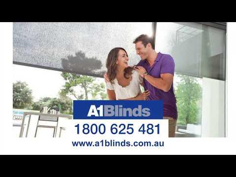 Types Of Roller Blinds   A1 Blinds Melbourne