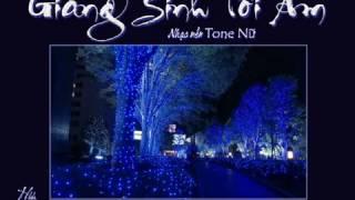 Giáng Sinh Tối Ám (Mai Anh Tuấn) - Thụy Long (Karaoke tone Nữ)
