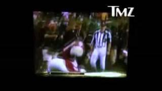 Superbowl PORN Accident 2009