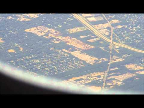 Flying over Nova Scotia , Maine , Boston city and approach to New York City