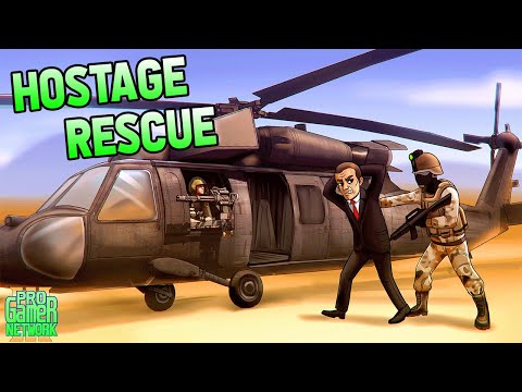 INTENSE HOSTAGE RESCUE MISSION -ARMA 3 (PGN) |