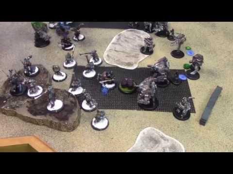 Convergence vs. Trollbloods: Gearwig's Warmachine Battle Report #14