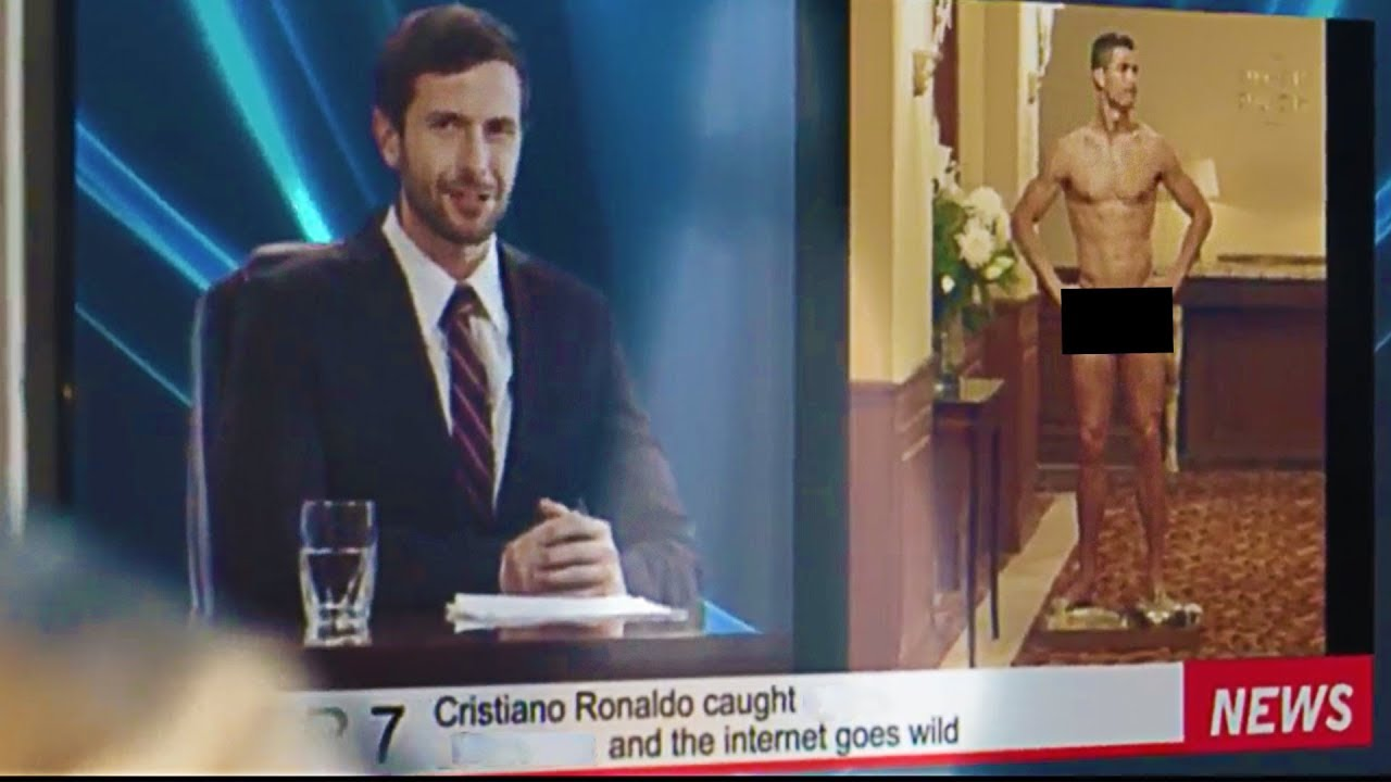 cristiano ronaldo nacktfotos