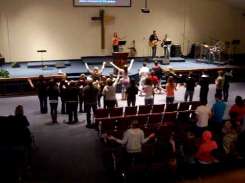 Jesus Conquered the Grave, Abundant Life Community Church Worship Team
