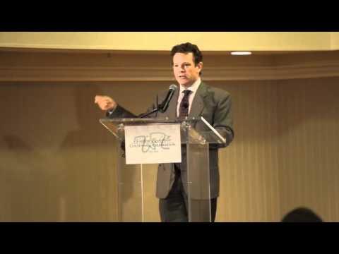 On the Frontier of Philanthropy: David Bornstein