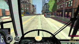 City Bus Simulator 2010 Gameplay***