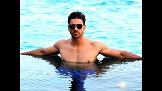 VIVEK DAHIYA'S HOTTEST CAPTURES FROM MALDIVES 2018