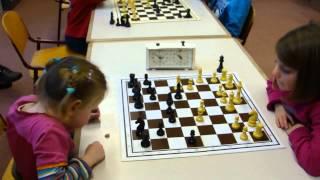 Jeugdschaak in Velden