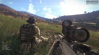 ARMA 3 COMPLETE CAMPAIGN EDITION gameplay PC, Full Hd, Very High