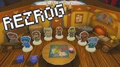 Rezrog - Tabletop Fun! - Let's Play Rezrog Gameplay