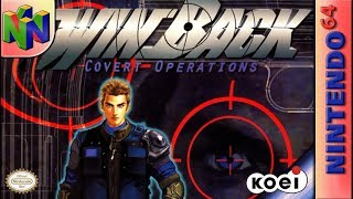 Longplay of WinBack: Covert Operations