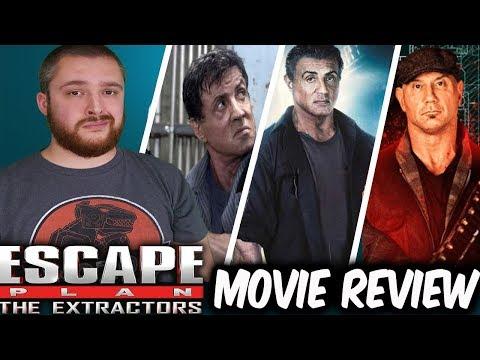 Escape Plan: The Extractors - Movie Review (Escape Plan 3)