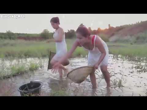 Alışılmadık Balık Yakalama Yöntemleri