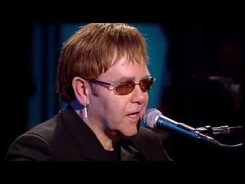 Elton John - Your Song ( Live at the Royal Opera House - 2002) HD