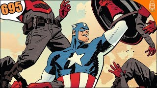 Home of The Brave - Captain America #695 (Marvel Legacy)