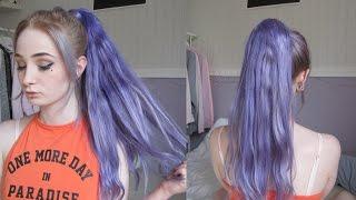 Schöner Zopf mit Extensions - VpFashion Ponytail ♥ #Hairmaidmo