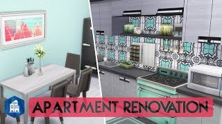 Sims 4   Apartment Renovation   Student Apartment (3 Bedrooms)