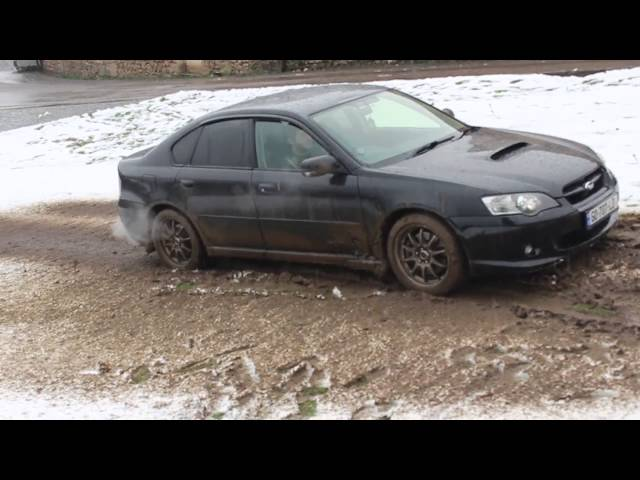 Subaru Legacy Proves Its As Good As Jeeps In Off Roading Who Knew