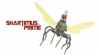 Marvel Infinite Series Ant-Man Movie 3 3:4 Inch Ant Queen Toy Action Figure Review
