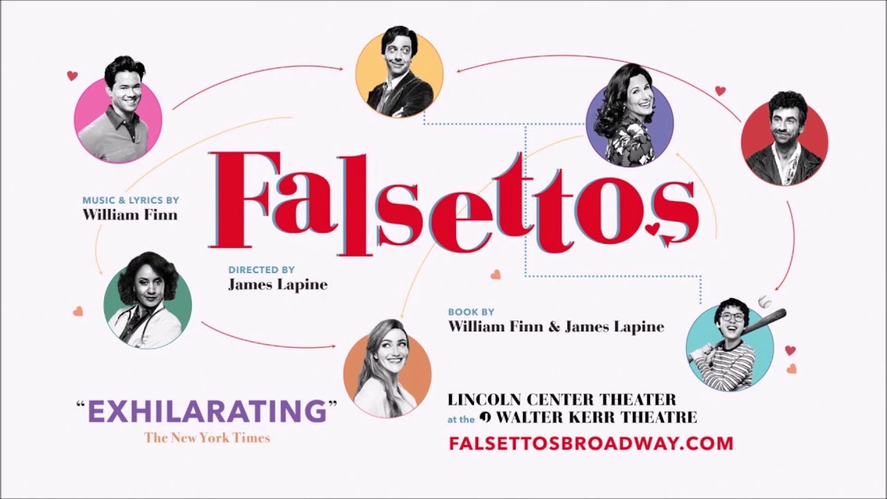 act 1 of falsettos 2016 but it's in 8-bit