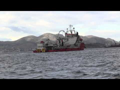 ATALANTI CABLE SHIP