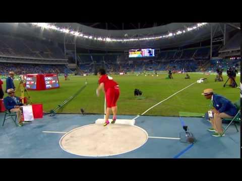 Lijiao Gong   Throw 6