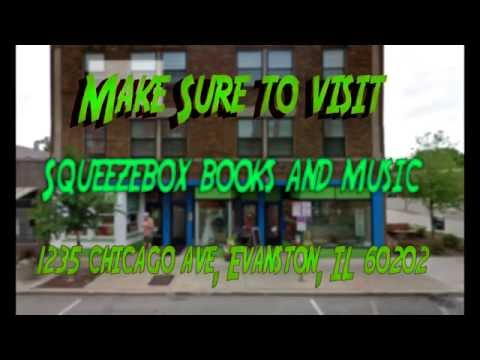 Part 2 TAP Records Visits Squeezebox Books & Music in Evanston, IL!