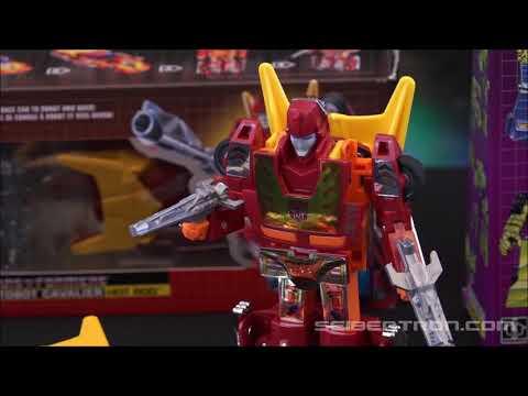 Walmart exclusive Transformers G1 reissues Devastator, Bumblebee, Hot Rod, Starscream + more