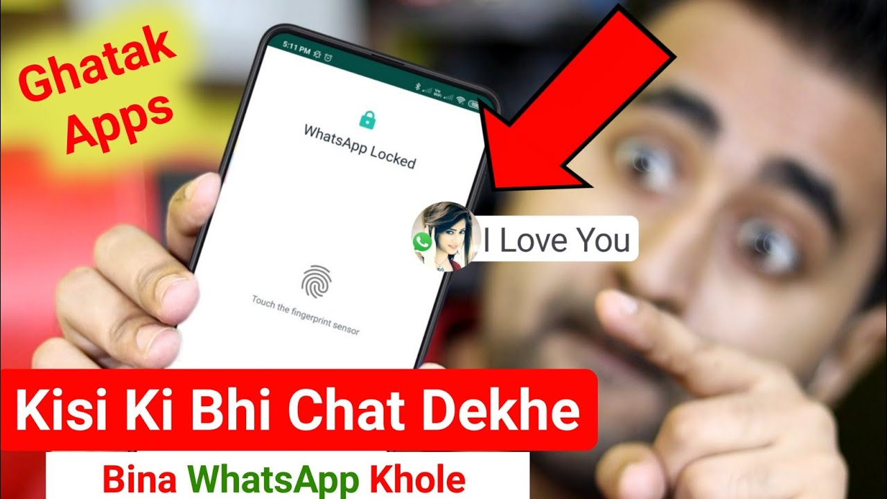 5 SUPER Powerful ANDROID Apps Latest This Week | Kisi Ki Bhi WhatsApp Chat Dekhe | EFA