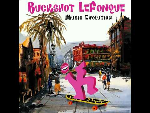 Buckshot Lefonque  James Brown Part I & II