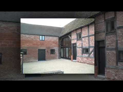 Timber Frame Buildings - Heritage Oak Restoration Ltd - YouTube