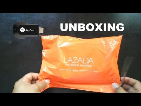 Anycast Wifi Display Review From LAZADA