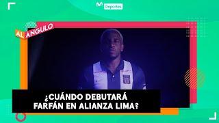 Diego Rebagliati sobre Jefferson Farfán en Alianza Lima: