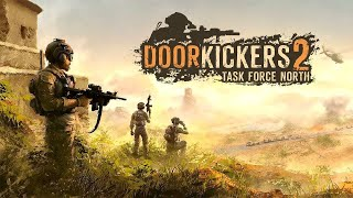 Door Kickers 2: Task Force North - Rehenes a salvo - Gameplay Español