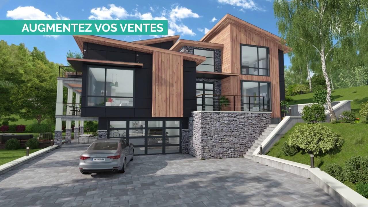Cedreo Le Logiciel D Architecture 3d Pour Creer Vos Avant Projets De Maison En Moins D Une Heure Youtube