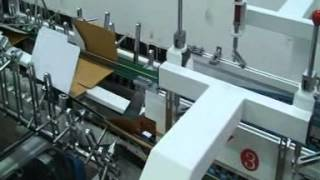 Ufg-e Automatic Corrugated Paper Folder And Gluer For Corrugated Carton Box And Case