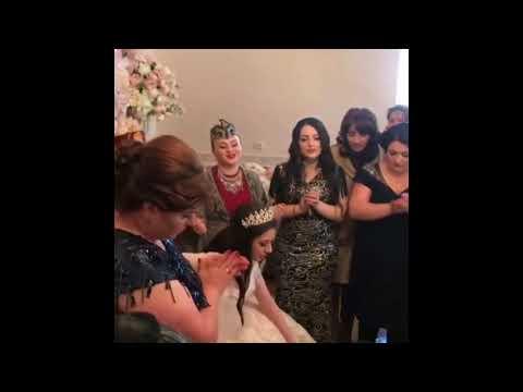 Сборы невесты на армянской свадьбе / Красивая армянская свадебная песня