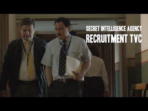 Secret Intelligence Agency Recruitment Video
