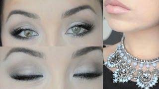 видео лёгкий вечерний макияж