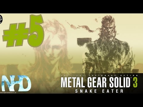Let's Play Metal Gear Solid 3: Snake Eater (pt5) The Boss' defection