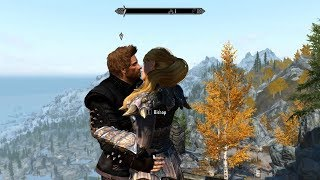 Skyrim Romance 3.1 Part 1 Meeting Bishop