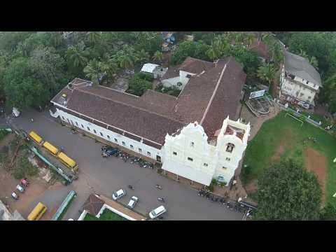 Holy Cross Church, Santa Cruz, Goa.
