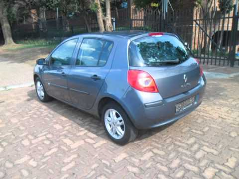 2008 renault clio iii 1 6 extreme 3 door auto for sale on auto trader south africa youtube. Black Bedroom Furniture Sets. Home Design Ideas