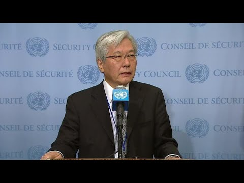 Tadamichi Yamamoto (UNAMA) on the situation in Afghanistan - Media Stakeout (26 June 2018)