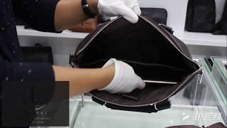 Портфель-сумка мужской A4 Polo Vicuna V6606 | Обзор