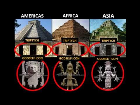 The Missing Link: Lost Freemason Symbol Connects The Pyramid Cultures