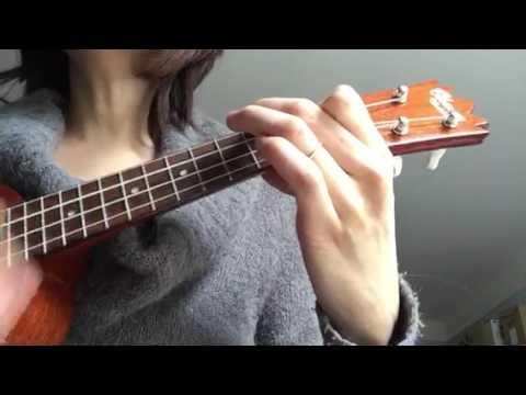 Kaze ni naru (ukulele cover)