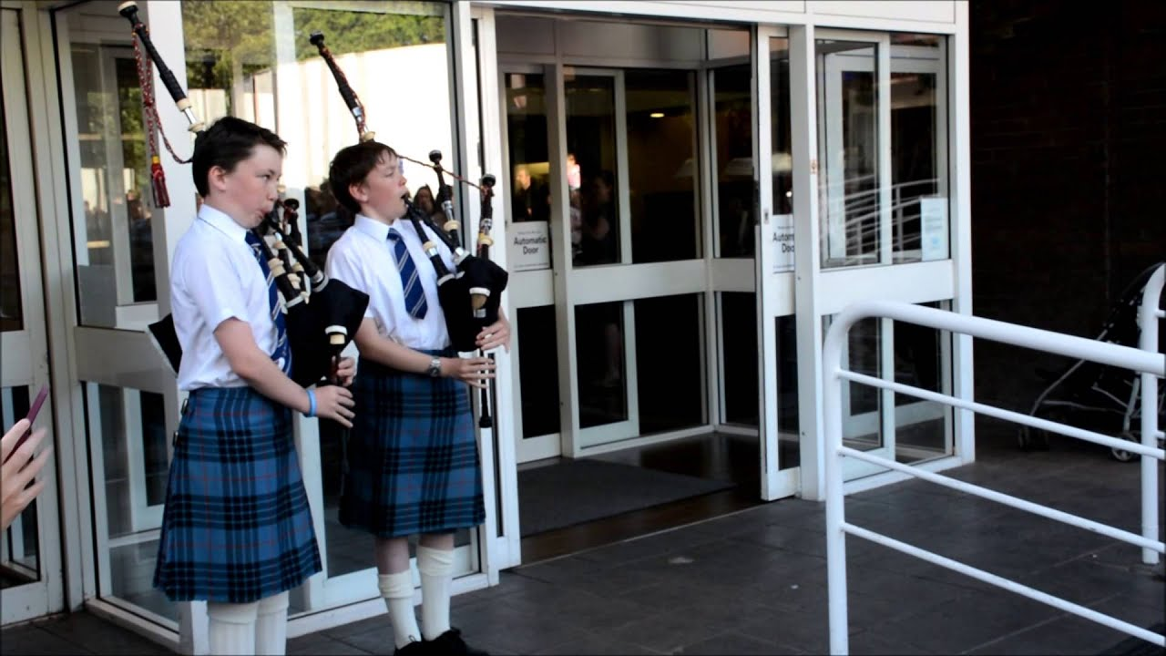 Kirklandneuk Primary School Prom 2014 - YouTube