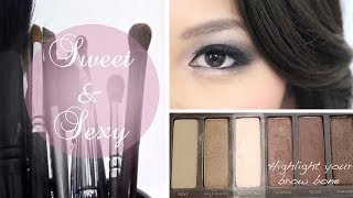 2 in 1 Make-up Tutorial: Sweet and Sexy Thumbnail